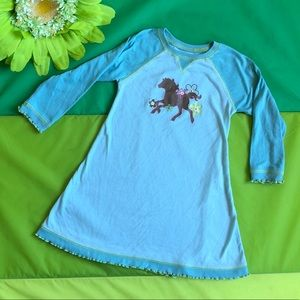 Girls PJ Dress🐎
